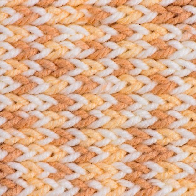 Пряжи фон свитер хлопкового волокна Бесплатные Фотографии