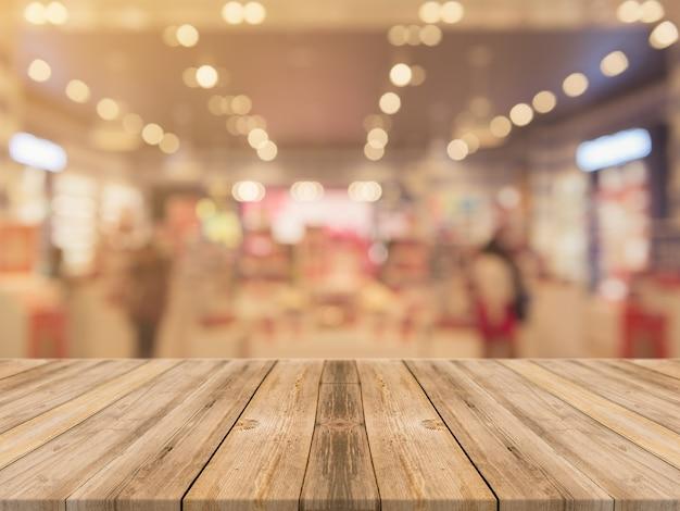 オーダー食品テーブルの空の背景 無料写真
