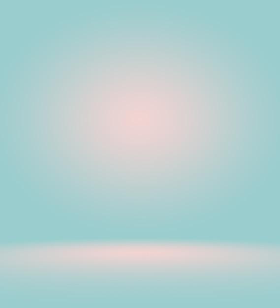 Абстрактный темный размытый фон, плавный градиент текстуры цвета, блестящий яркий рисунок веб-сайта, заголовок баннера или боковое изображение графического изображения Premium Фотографии