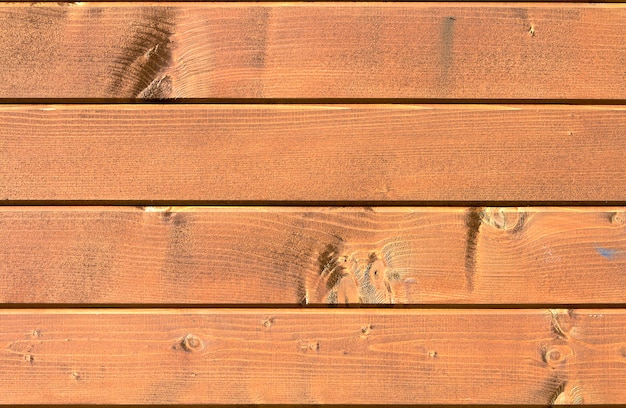 Желтая деревянная текстура стены доски для использования в качестве фона Premium Фотографии