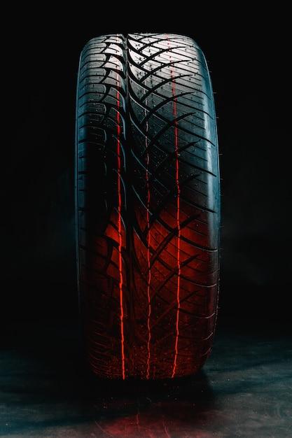 ダークラバータイヤ Premium写真