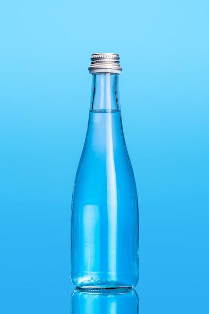 ガラス水筒 Premium写真