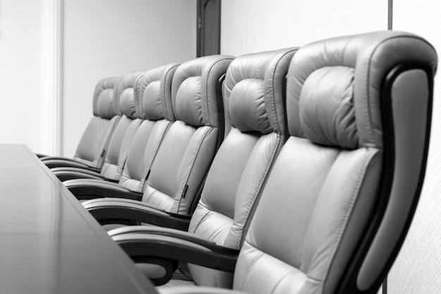 Комната для переговоров Premium Фотографии