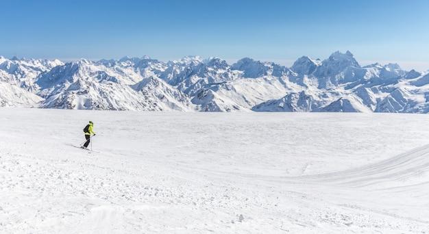 山の風景 Premium写真