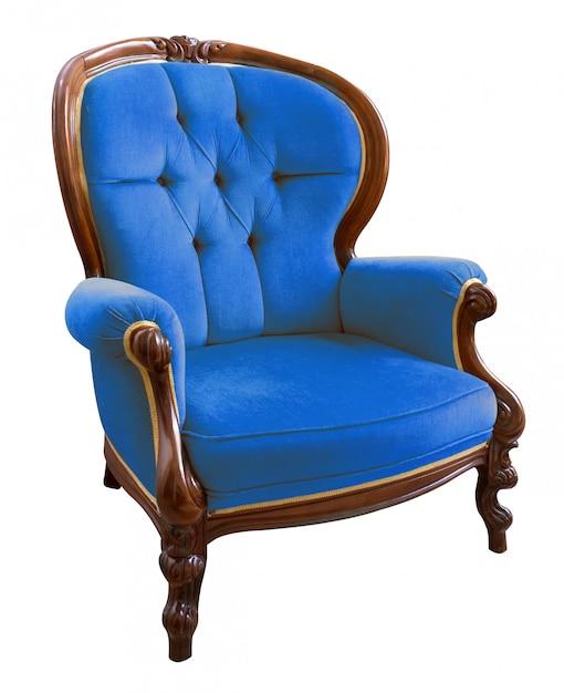 Винтажное кресло Premium Фотографии