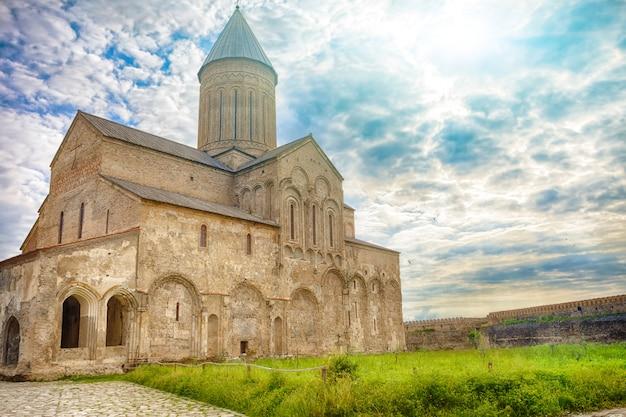 Алавердский собор в грузии Premium Фотографии