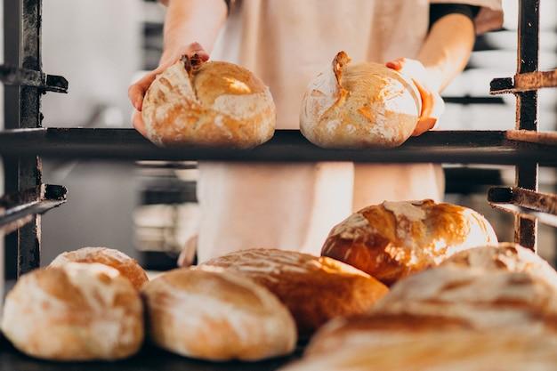 Хлебопекарная индустрия, вкусная выпечка Бесплатные Фотографии