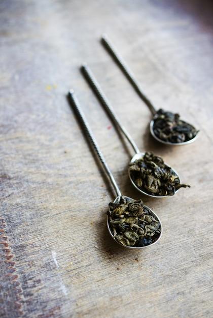 緑茶 Premium写真