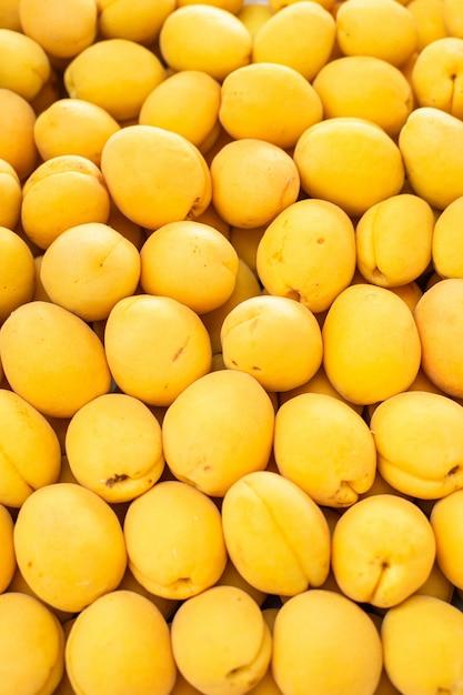 Свежие спелые абрикосы Бесплатные Фотографии