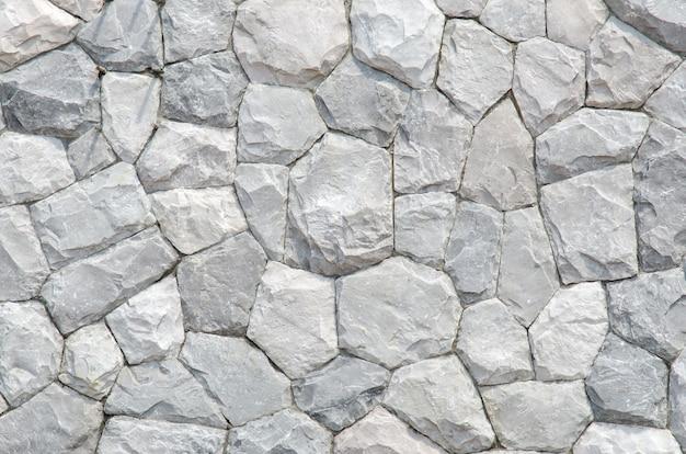 石垣見事なラフな建築家の構造 無料写真