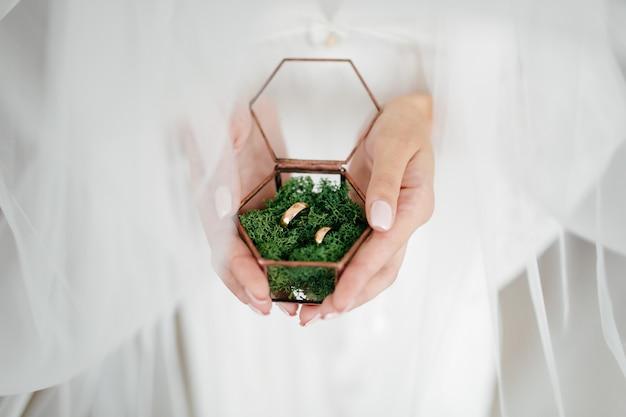 美しい結婚指輪 無料写真