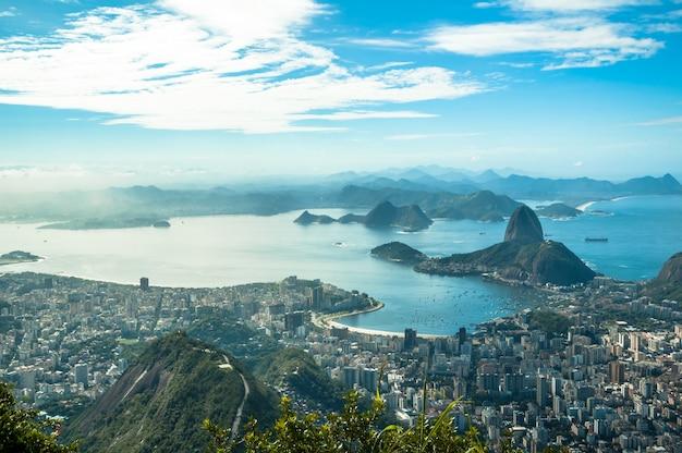 リオデジャネイロの景色 Premium写真