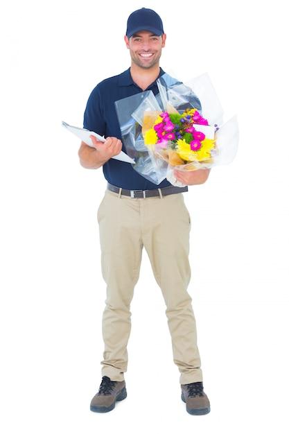 Для, курьер по доставке цветов вакансии