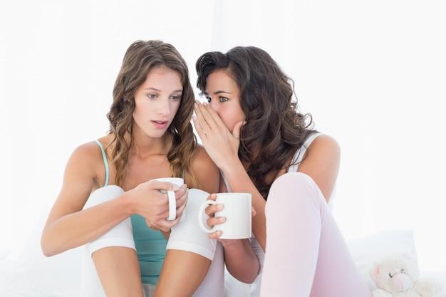 Дрючит попросила подругу расслабиться первого лица