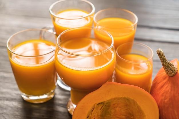 тыквенный сок при похудении