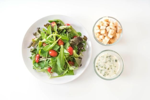 新鮮な野菜サラダ 無料写真