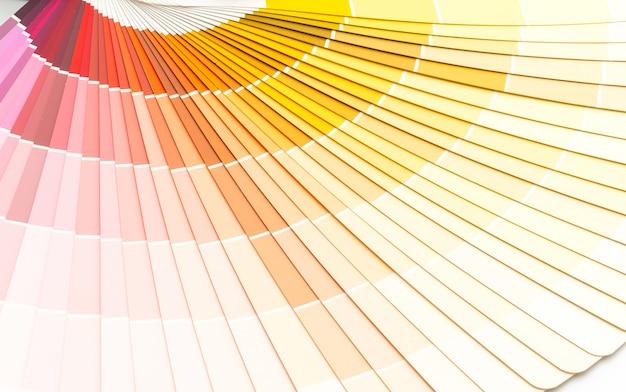 Типовой каталог цветов Premium Фотографии