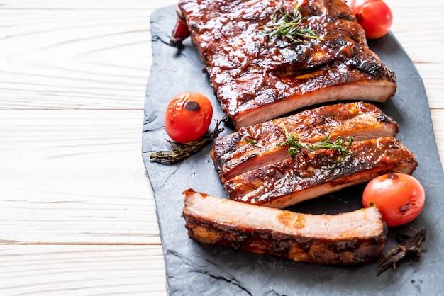 焼き豚カルビ Premium写真