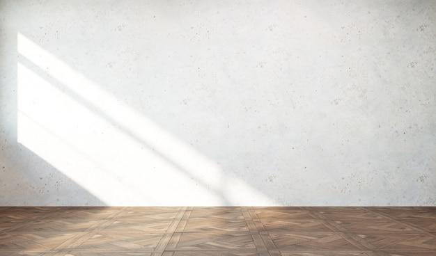 Белый интерьер комнаты. фон для вашей концепции или проекта. Premium Фотографии