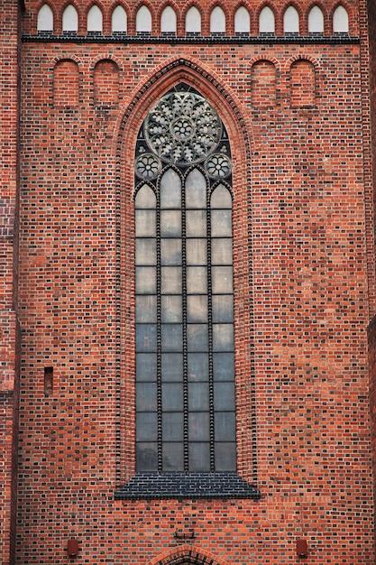 ポーランドのポズナンの大聖堂 Premium写真