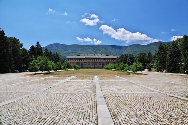 ブルガリア、ソフィアの国立歴史博物館 Premium写真