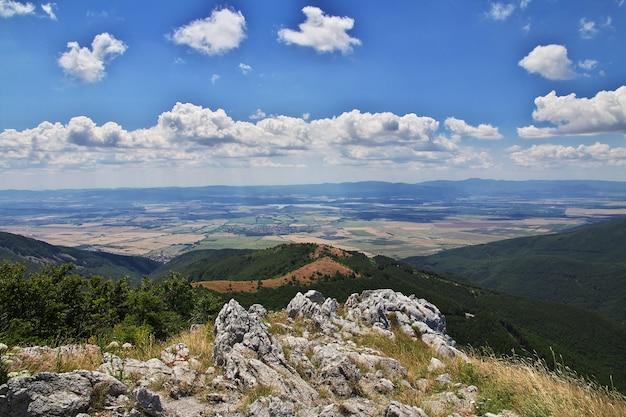 Памятник на перевале шипка, болгария Premium Фотографии