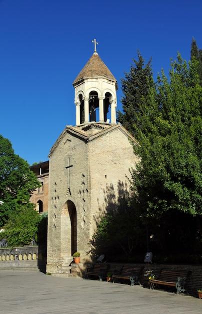 ジョージア州トビリシ市の教会 Premium写真