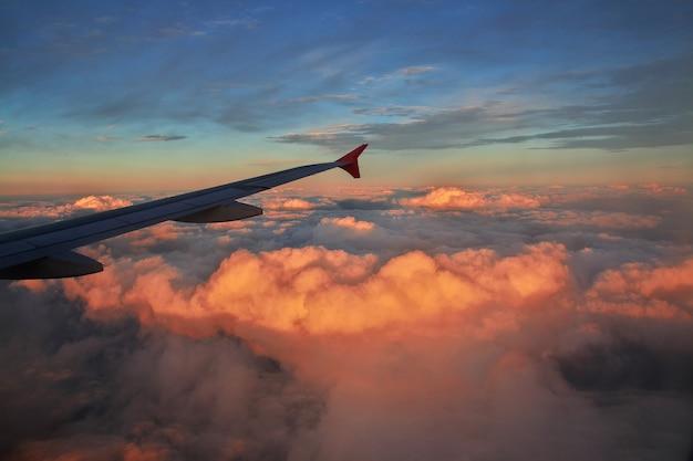 ブラジルの空の日の出 Premium写真