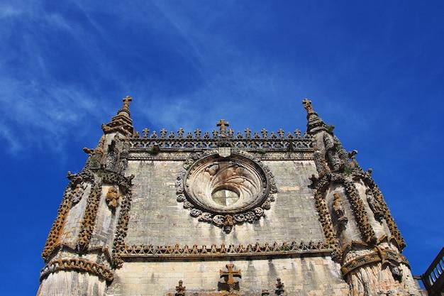 テンプル騎士団のトマール城、ポルトガル Premium写真