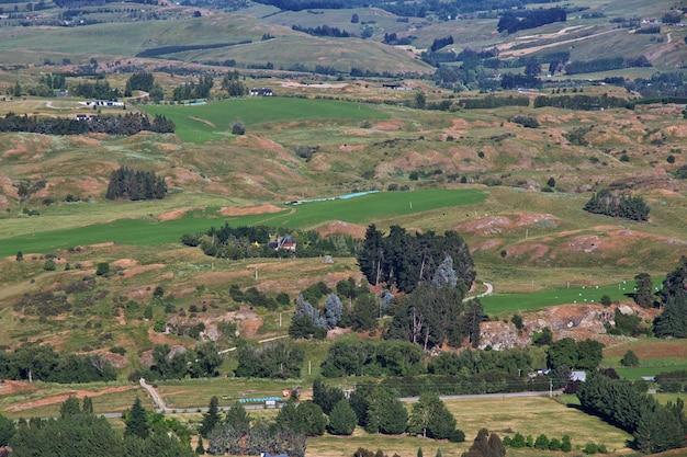 Эрроутаун деревня древний город, новая зеландия Premium Фотографии