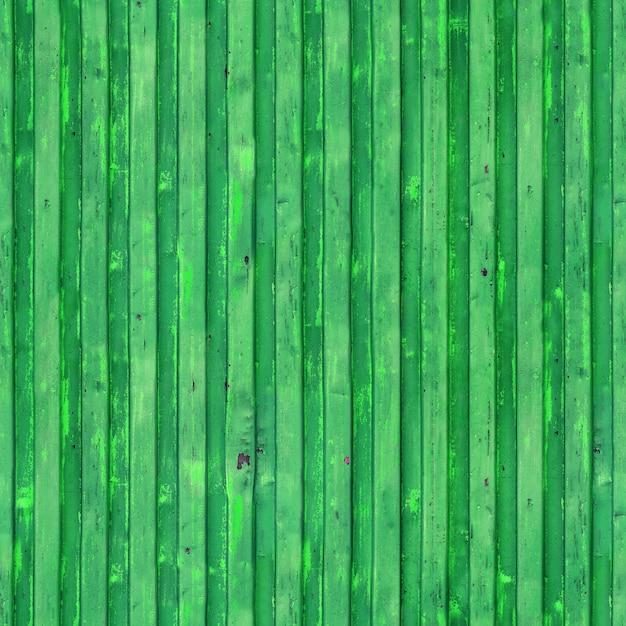 緑の貨物船コンテナーテクスチャ背景 Premium写真