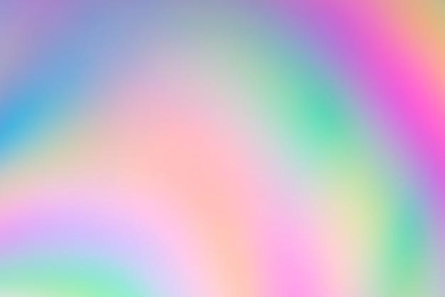 偏光を使ったプラスチックの抽象的なカラフルなボケ 無料写真