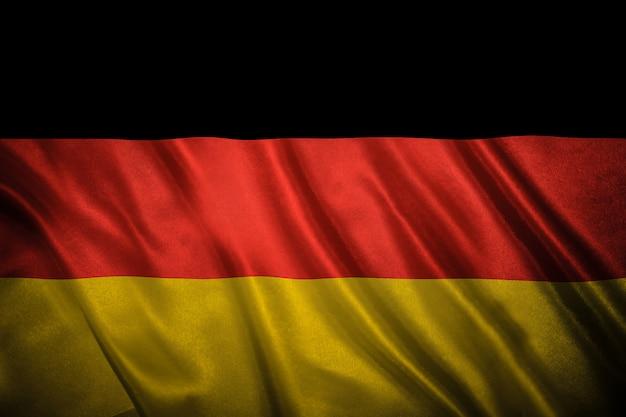 Флаг германии Premium Фотографии