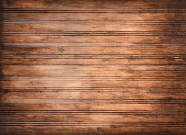 木製の板の背景 無料写真