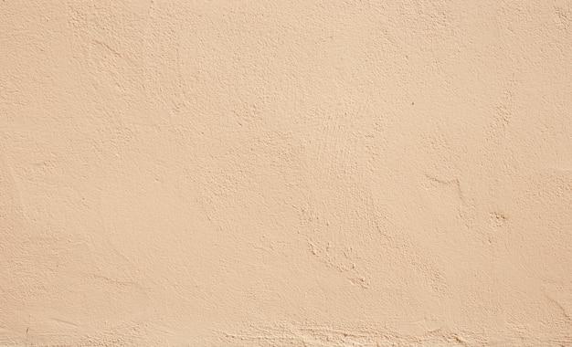 黄土色の質感スタッコ 無料写真