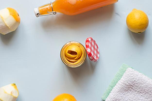 天然酢とクエン酸のクリーナー Premium写真