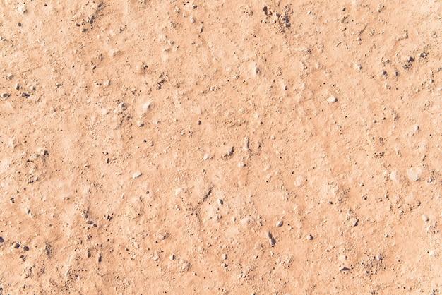 砂地のテクスチャ。 無料写真