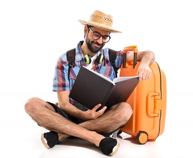 Туристическая книга для чтения Бесплатные Фотографии