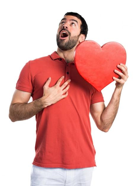 Сердце парня картинки