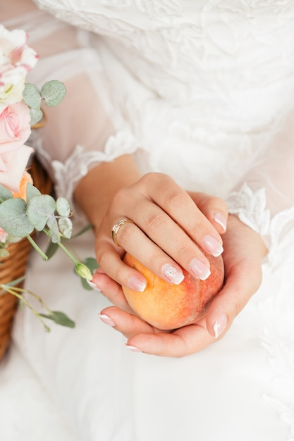 Свадебные кольца Premium Фотографии