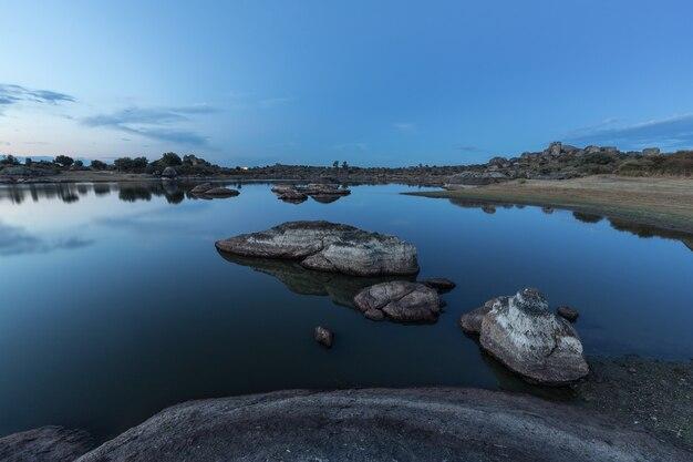 ロスバルエコスの自然地域の風景。 Premium写真