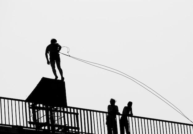 Готов к прыжку Бесплатные Фотографии