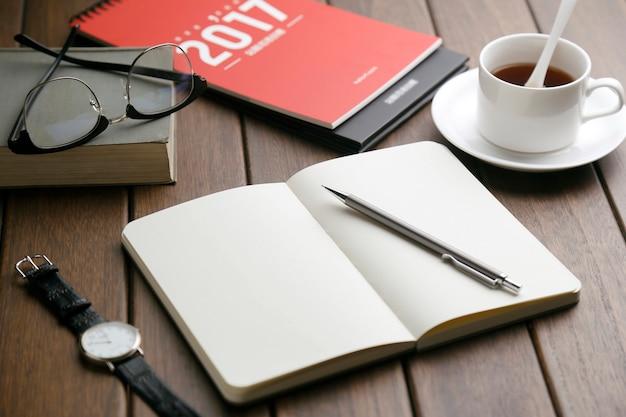 オフィスノートブックデスクトップソーホーコーヒー 無料写真