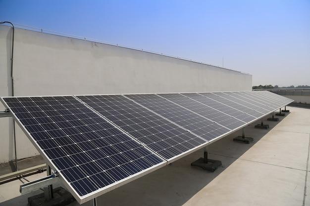 太陽光発電所 無料写真