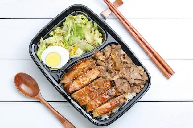 Цыпленок риса Бесплатные Фотографии