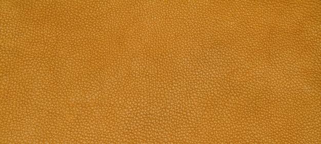 レザーオレンジの質感 無料写真