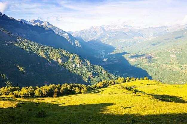 Горы пейзаж. пиренеи, арагон Бесплатные Фотографии