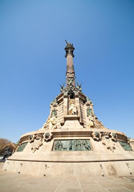 Статуя христофора колумба Бесплатные Фотографии