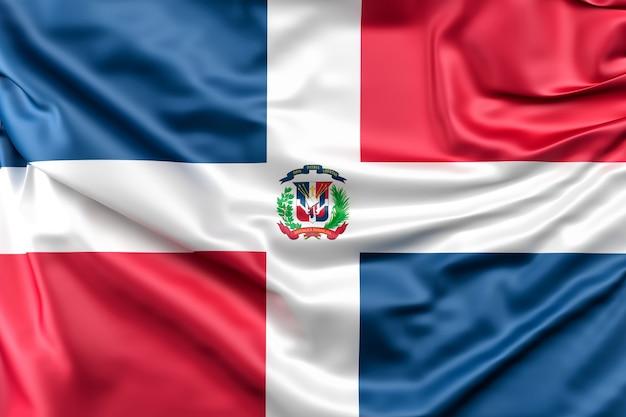 Флаг доминиканской республики Бесплатные Фотографии