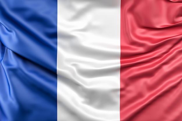 フランスの国旗 無料写真